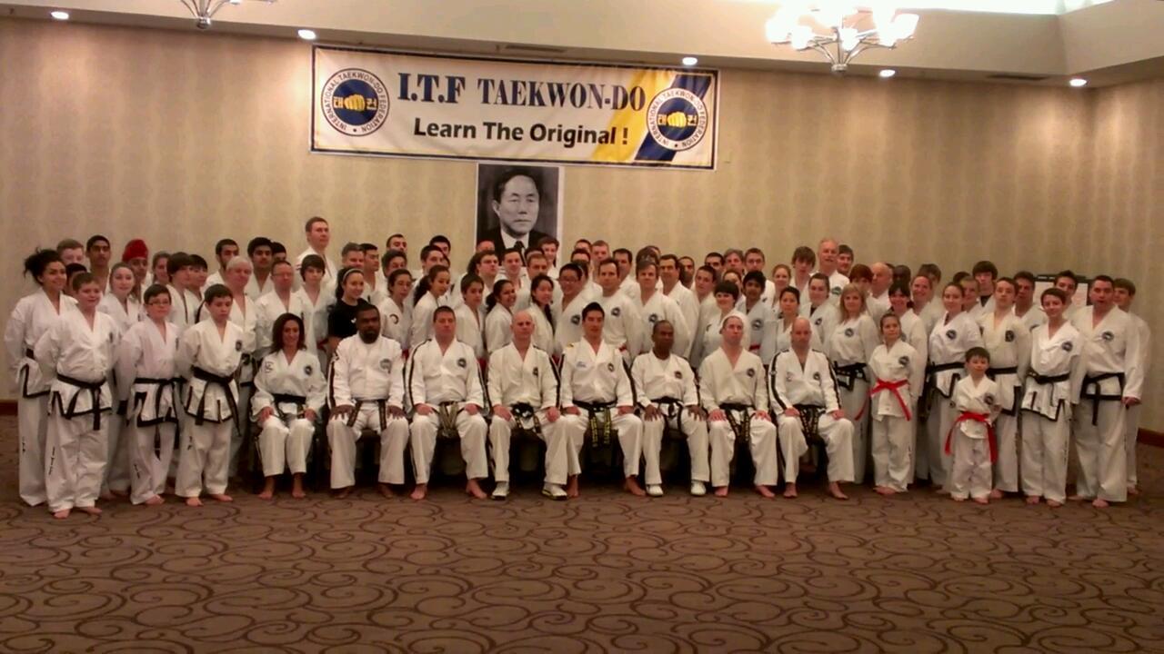 Taekwon-Do Maximus: Tae kwon do, Fitness and Self Defence in Hamilton. Call today - (905) 525-9755